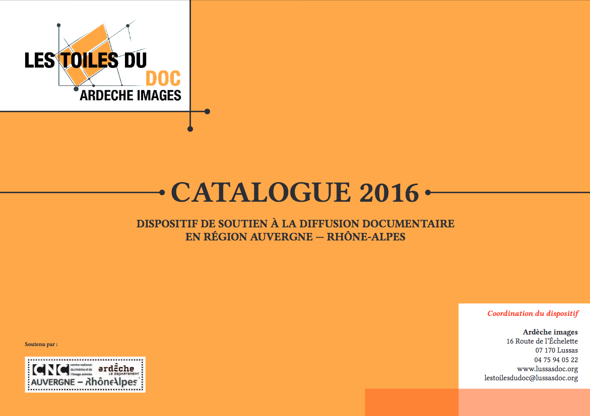 Catalogue TDD 2016
